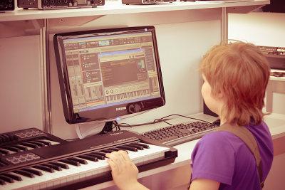 Программа музыки русском создания
