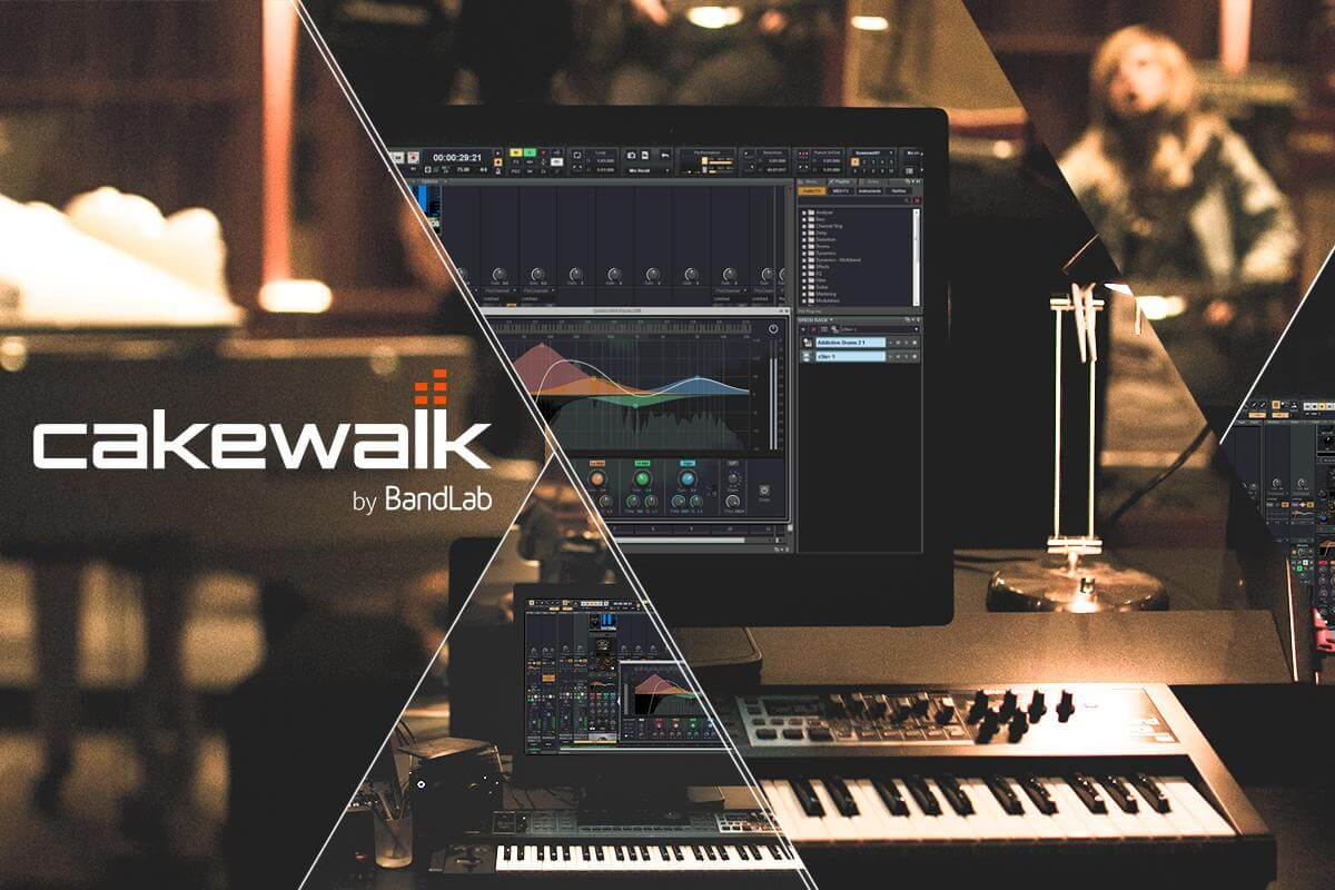 cakewalk press 2